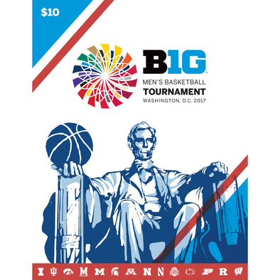 2017 Big Ten Men's Basketball Championship Program