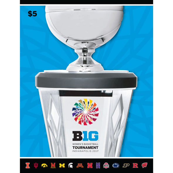 2017 Big Ten Women's Basketball Championship Program