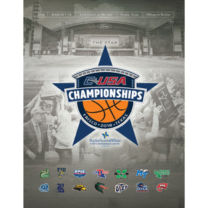 2018 Conference USA Basketball Championship Program