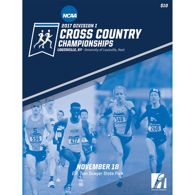2017 NCAA Division I Cross Country Championship Program