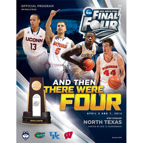2014 NCAA Division I Men's Basketball Final Four Program
