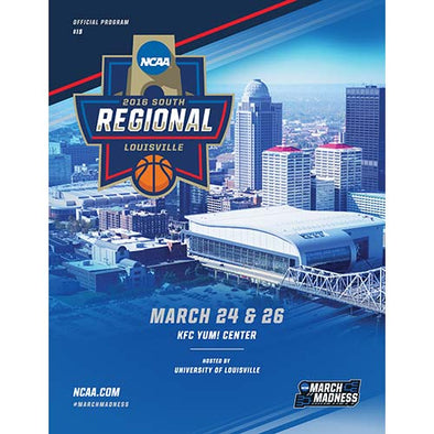 2016 NCAA Division I Men's Basketball Program: South Regional, Louisville