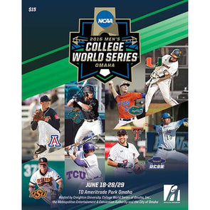 2016 NCAA Men's College Baseball World Series Program