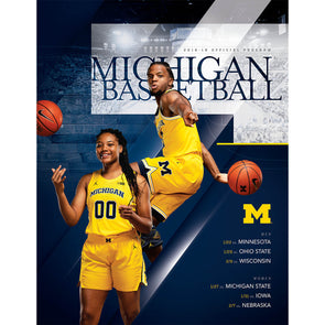 2018-19 Michigan Basketball Program February 9