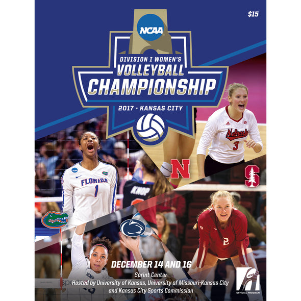 2017 NCAA Division I Women's Volleyball Championship Program