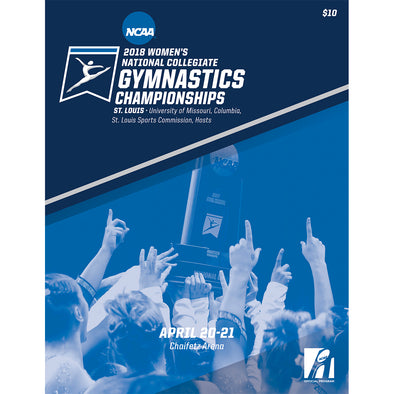 2018 NCAA Women's Gymnastics Championship Program