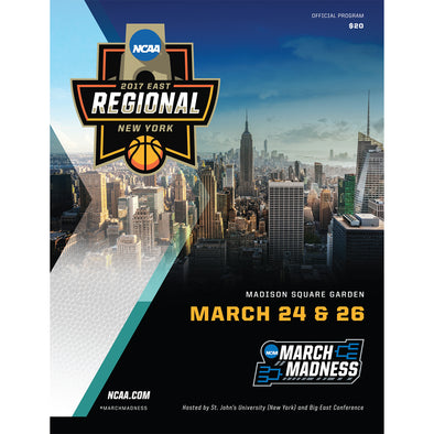 2017 NCAA Division I Men's Basketball East Regional New York Program
