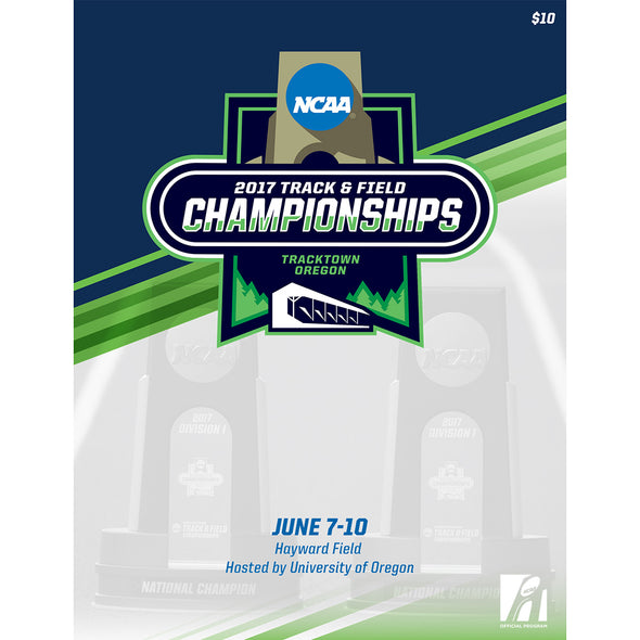 2017 NCAA Division I Outdoor Track and Field Championship Program