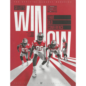 2018 Ohio State Football Official Gameday Program vs. Nebraska, November 3