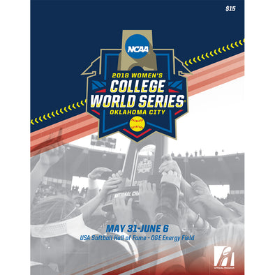 2018 NCAA Women's College Softball World Series Program
