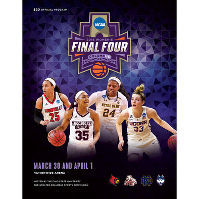 2018 NCAA Division I Women's Basketball Final Four Program