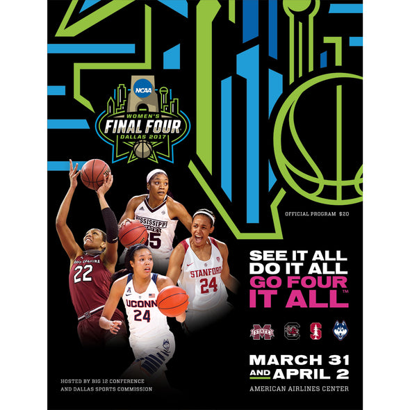 2017 NCAA Division I Women's Basketball Final Four Program