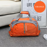 WOMEN ORANGE GYM BAG