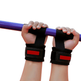 Weight Lifting Straps with Wrist Wraps