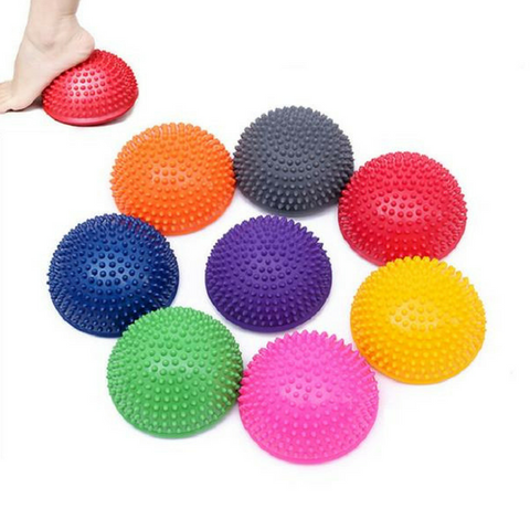 Massage half-ball Mat For After Gym Message
