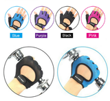 BREATHABLE ANTI-SLIP EXERCISE GLOVES 3 colors