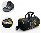 GDA Gym Bag with Shoe Compartment | GYMDAY ACCESSORIES