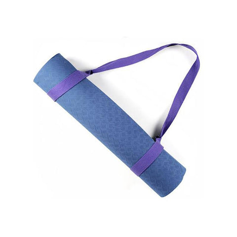 YOGA MAT CARRY SLING IN 3 DIFFERENT COLORS