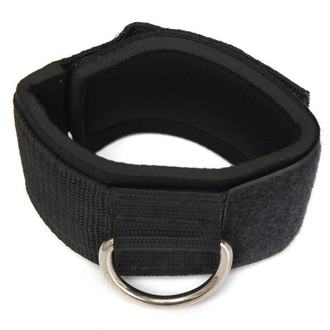 Ankle D-ring strap