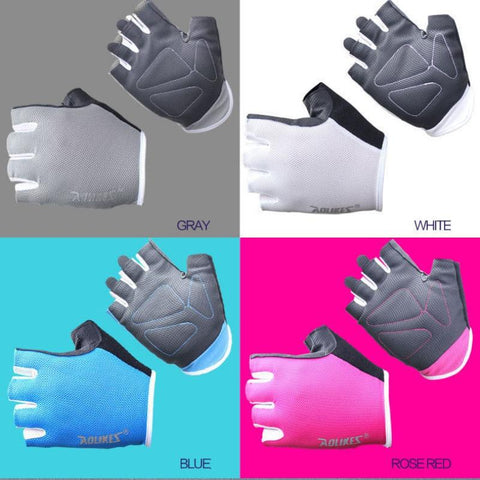 Women Gym Training Gloves