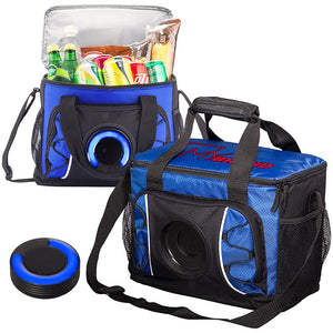 COOLER BAG WITH BLUETOOTH SPEAKER