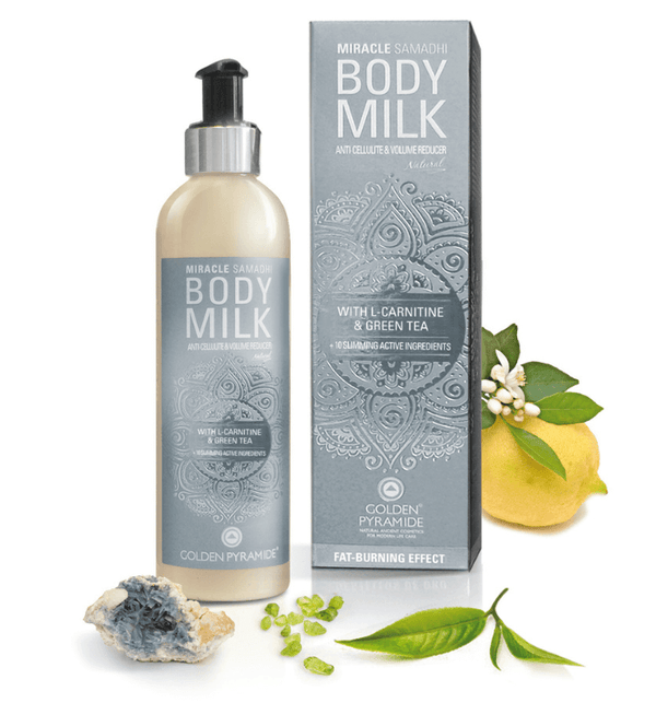 Miracle Body Milk - Reductor Anticelulítico