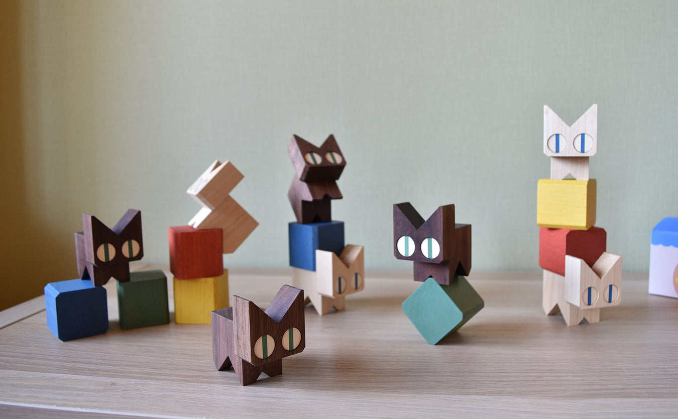 NEKO BLOCKS SERIES
