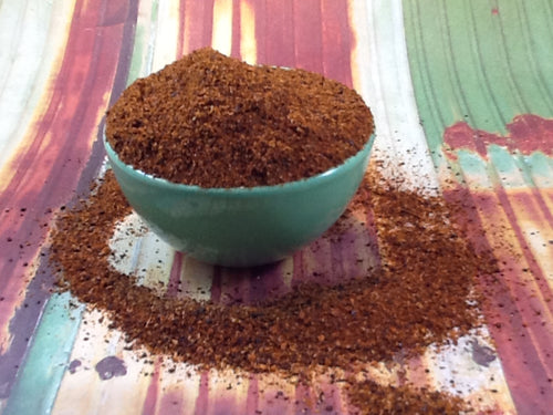 New Mexico Ancho Chile Rub