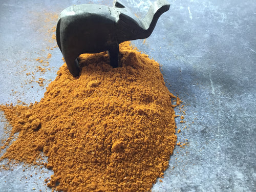 Basic Curry Seasoning Mix by Taos Spice Merchants