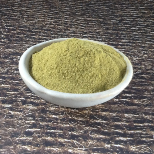 Hatch Green Chile Powder (Mild) by Taos Spice Merchants