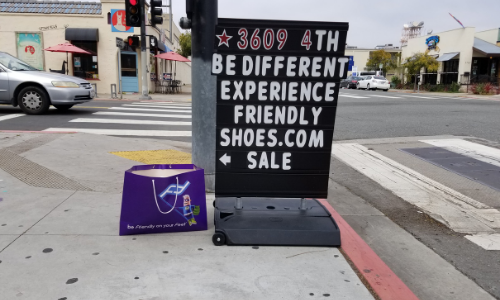 Friendly Shoes Location