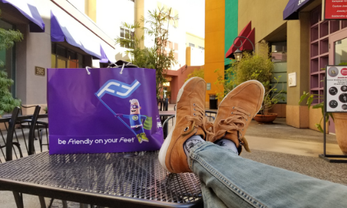 Friendly Shoes in Hillcrest Village