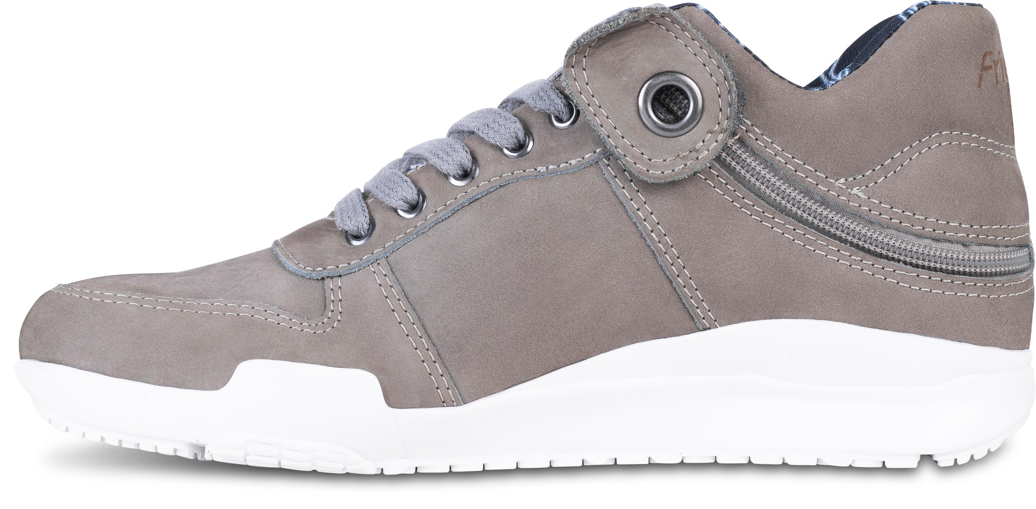 Men's Medimoto Grey Suede