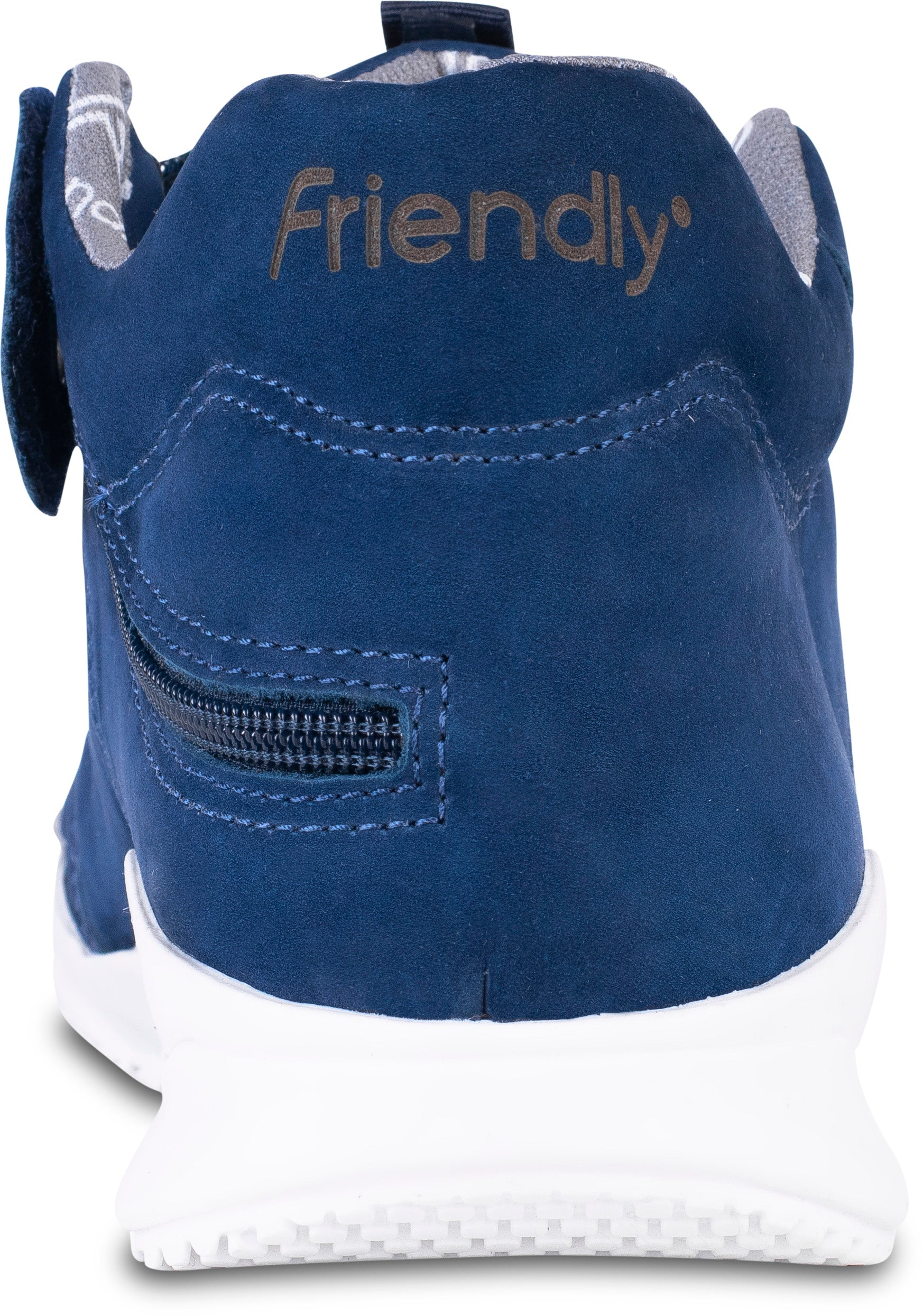 Men's Medimoto Blue Suede