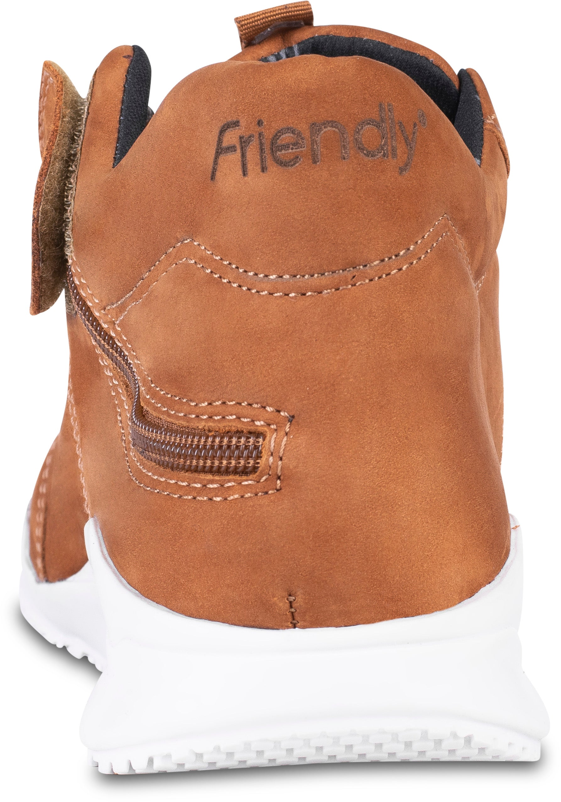 Men's Medimoto Brown Suede