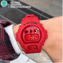 Load image into Gallery viewer, DIGITAL BLACK NIYLON WATCH (BUY 1 TAKE 1 BLACK AND RED COLOR)