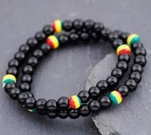 Load image into Gallery viewer, Rasta man bracelets