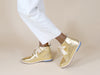 SALE Bloomfield [Bootie] Gold Piñatex