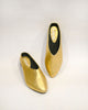 SALE Willow [Sabot Mule] Gold Piñatex