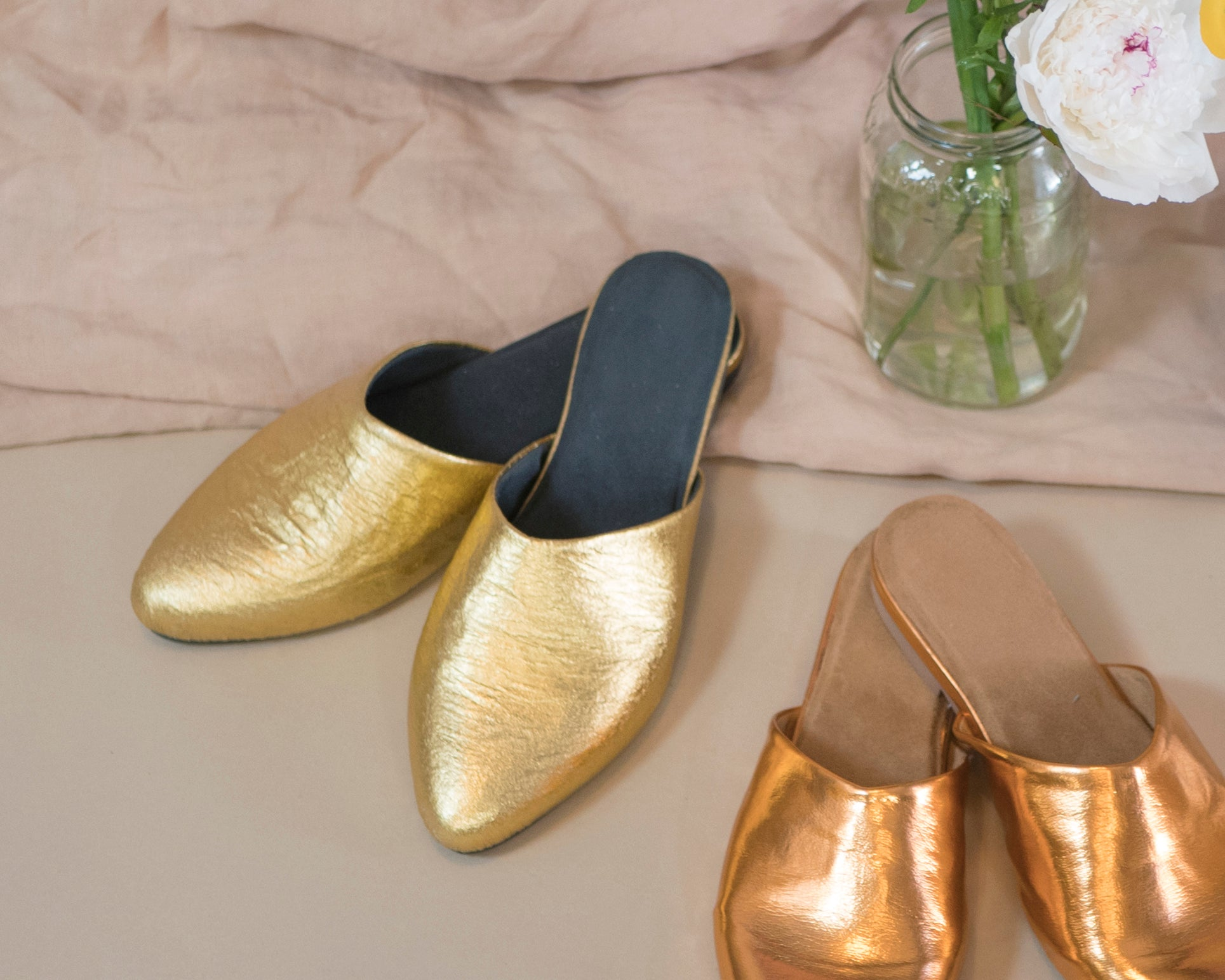 MADE-TO-ORDER Sparrow [Mule] Gold