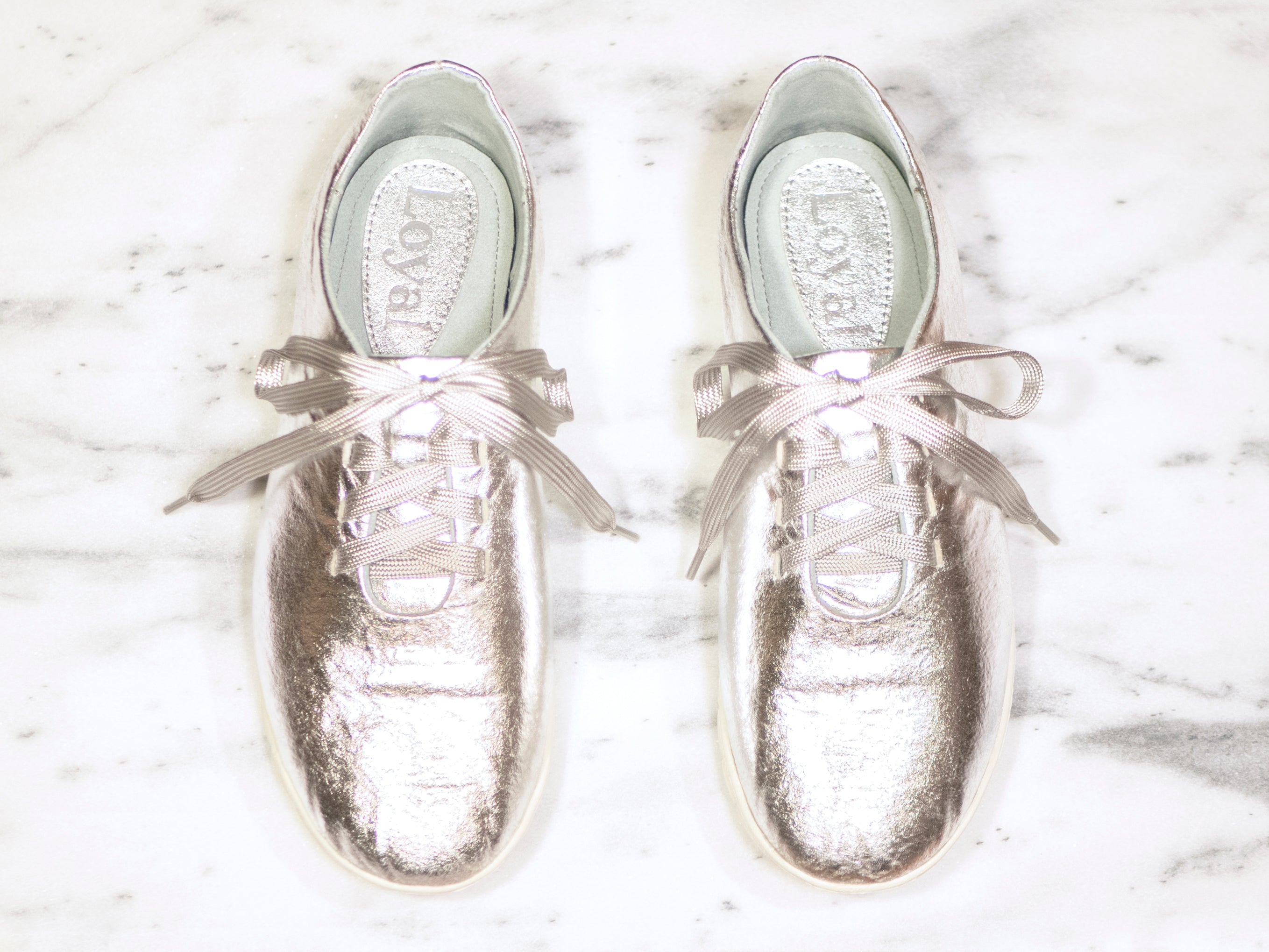 MADE-TO-ORDER Garden [Sneaker] Silver