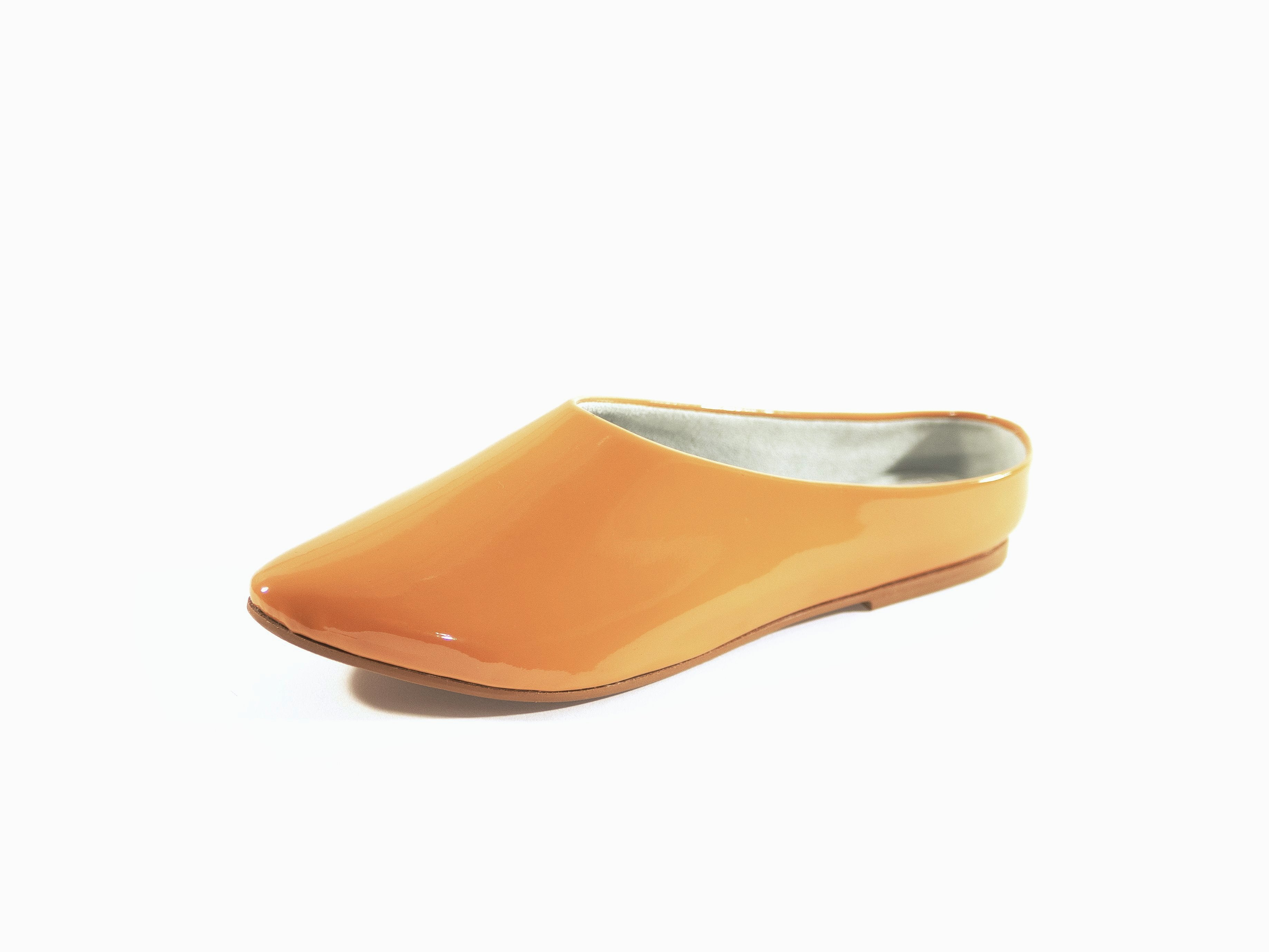 SALE Willow [Sabot Mule] Apricot