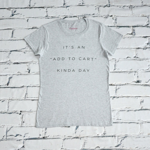 Add to Cart T-Shirt