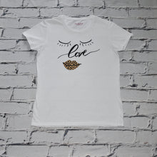 Load image into Gallery viewer, Love Face T-Shirt