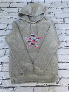 Camouflage Star Hoodie