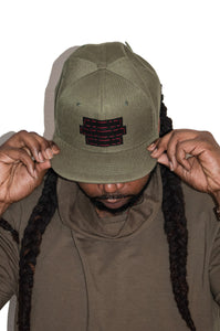 THE DADDY HAT // SNAPBACK // MODEL SAMPLE