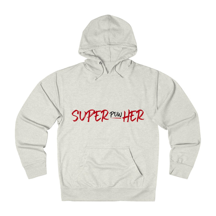 SuperpowHER French Terry Hoodie