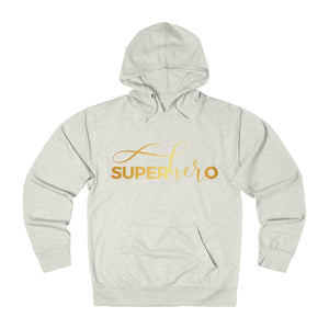 Superhero French Terry Hoodie