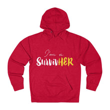 Load image into Gallery viewer, I'm A SurviveHER French Terry Hoodie