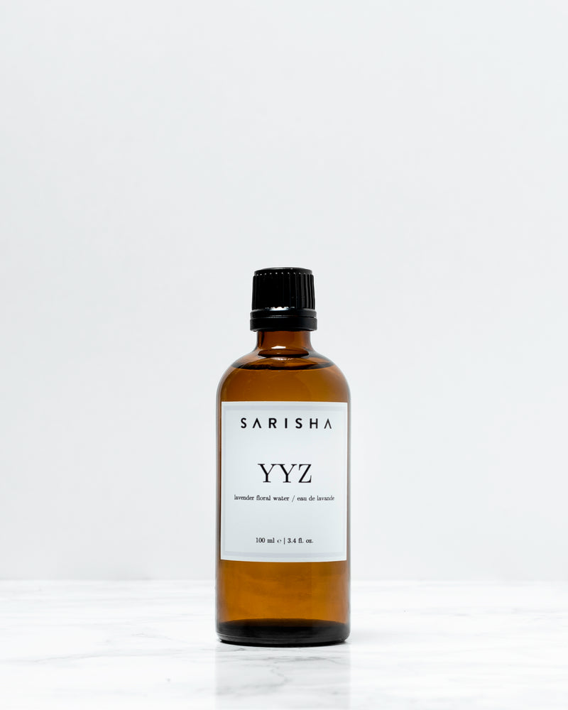 YYZ LAVENDER FLORAL WATER